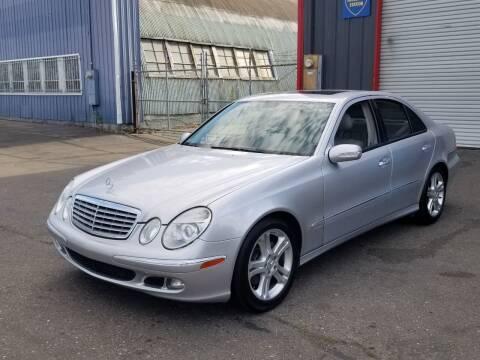 2005 Mercedes-Benz E-Class for sale at California Auto Deals in Sacramento CA