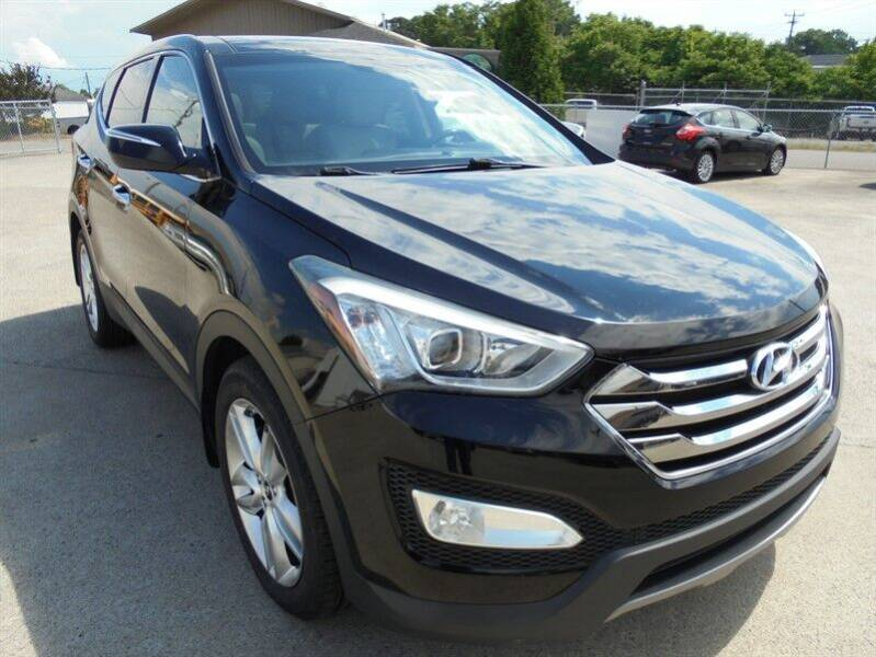 2013 Hyundai Santa Fe Sport for sale at PIONEER AUTO SALES LLC in Cleveland TN
