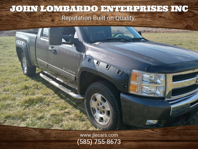 2011 Chevrolet Silverado 1500 for sale at John Lombardo Enterprises Inc in Rochester NY