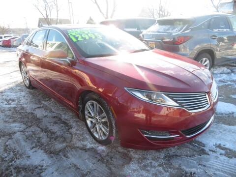 2013 Lincoln MKZ for sale at Uno's Auto Sales in Milwaukee WI