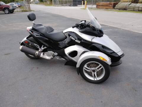 2008 Can-Am Spider for sale at Big Boys Auto Sales in Russellville KY