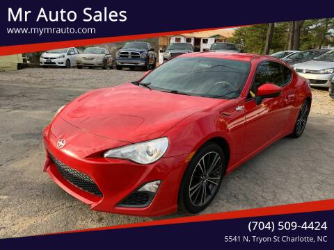 2013 Scion FR-S for sale at Mr Auto Sales in Charlotte NC