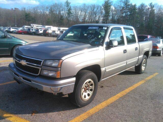 2006 Chevrolet Silverado 1500 for sale at Plymouthe Motors in Leominster MA