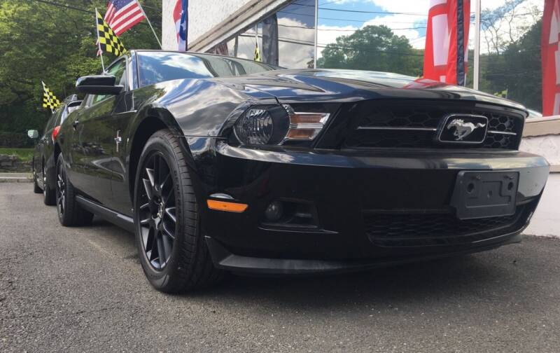2012 Ford Mustang for sale at Street Dreams Auto Inc. in Highland Falls NY