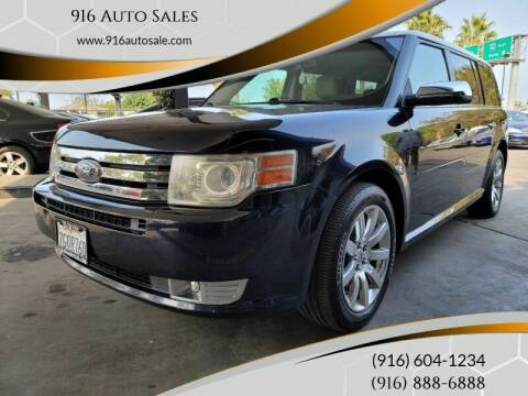 2009 Ford Flex for sale at 916 Auto Sales in Sacramento CA