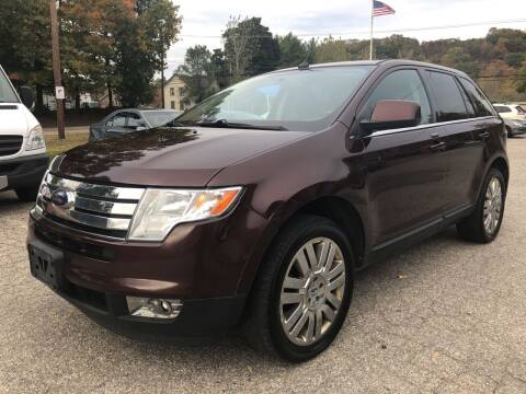 2010 Ford Edge for sale at CarsForSaleNYCT in Danbury CT