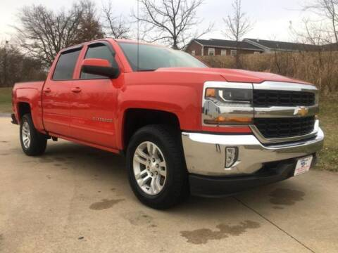2017 Chevrolet Silverado 1500 for sale at MODERN AUTO CO in Washington MO