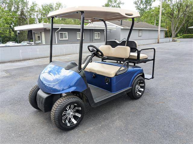 2008 E-Z-GO GOLF CART RXV for sale at GAHANNA AUTO SALES in Gahanna OH