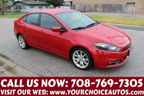 2013 Dodge Dart for sale at Your Choice Autos in Posen IL