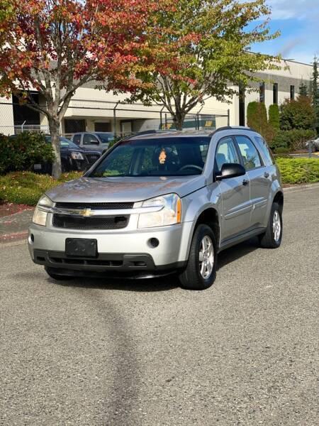 2008 Chevrolet Equinox for sale at Washington Auto Sales in Tacoma WA