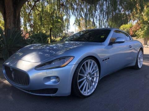 2009 Maserati GranTurismo for sale at Boktor Motors in North Hollywood CA