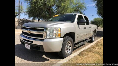 2009 Chevrolet Silverado 1500 for sale at Noble Motors in Tucson AZ