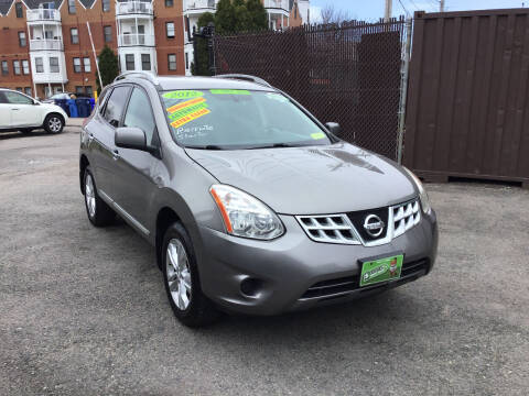 2012 Nissan Rogue for sale at Adams Street Motor Company LLC in Dorchester MA
