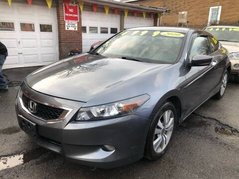 2010 Honda Accord for sale at James Motor Cars in Hartford CT