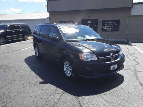 2014 Dodge Grand Caravan for sale at Used Car Factory Sales & Service Troy in Troy OH