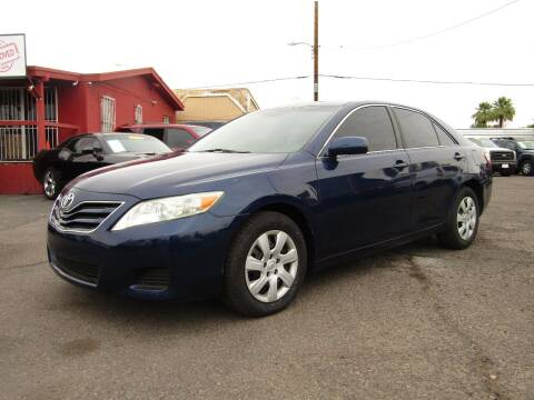2011 Toyota Camry for sale at Van Buren Motors in Phoenix AZ