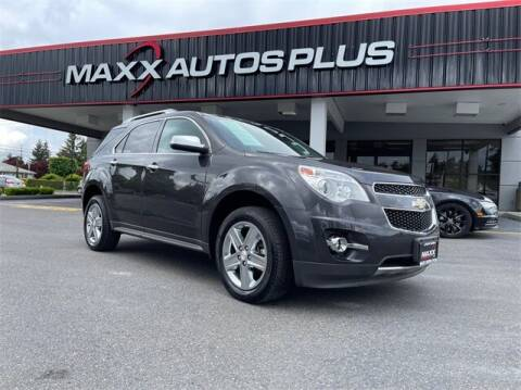 2014 Chevrolet Equinox for sale at Maxx Autos Plus in Puyallup WA
