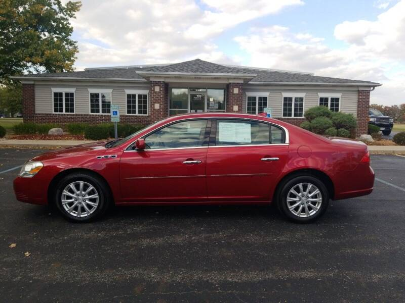 2009 Buick Lucerne for sale at Pierce Automotive, Inc. in Antwerp OH