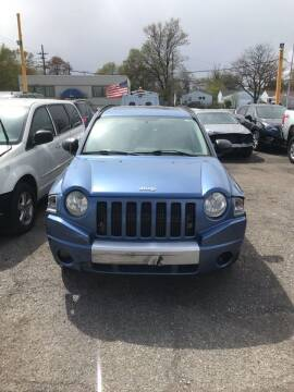 2007 Jeep Compass for sale at Suburban Auto Sales LLC in Madison Heights MI