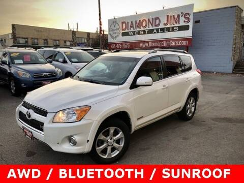 2011 Toyota RAV4 for sale at Diamond Jim's West Allis in West Allis WI