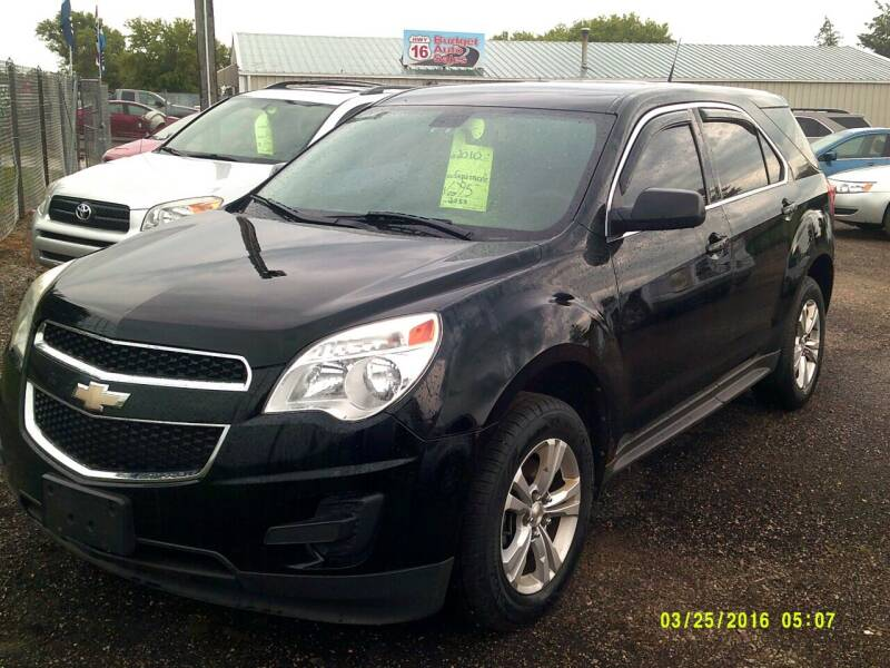 2010 Chevrolet Equinox for sale at Highway 16 Auto Sales in Ixonia WI
