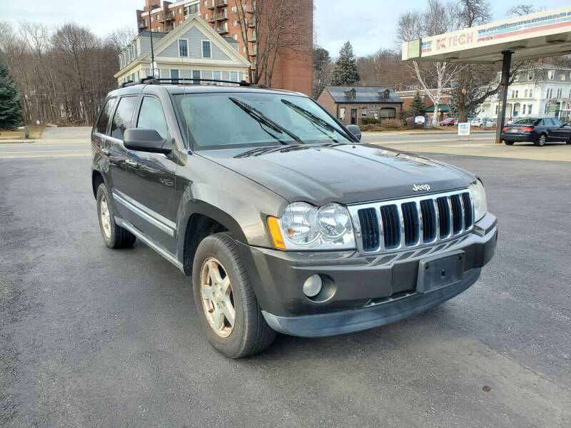 2005 Jeep Grand Cherokee for sale at K Tech Auto Sales in Leominster MA