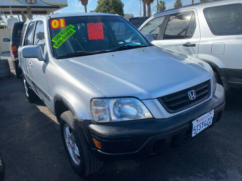 2001 Honda CR-V for sale at North County Auto - North Auto County 2 in Vista CA