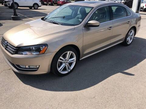 2015 Volkswagen Passat for sale at CItywide Auto Credit in Oregon OH