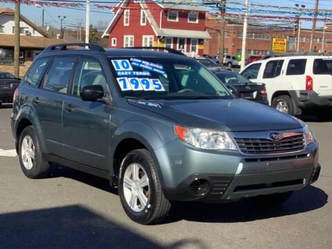 2010 Subaru Forester for sale at Active Auto Sales in Hatboro PA