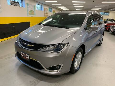 2018 Chrysler Pacifica for sale at Newton Automotive and Sales in Newton MA