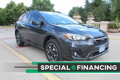 2019 Subaru Crosstrek for sale at K & L Auto Sales in Saint Paul MN