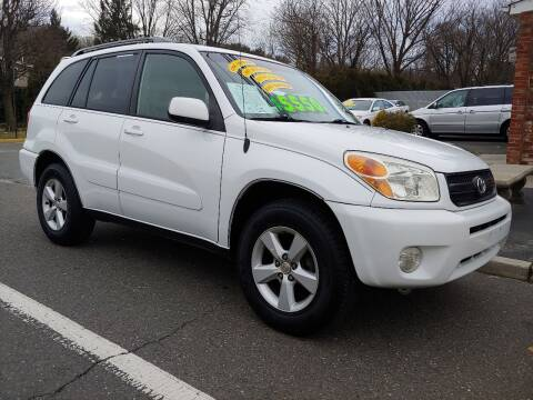 2004 Toyota RAV4 for sale at Motor Pool Operations in Hainesport NJ