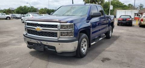 2014 Chevrolet Silverado 1500 for sale at Real Car Sales in Orlando FL