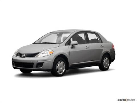 2009 Nissan Versa for sale at CHAPARRAL USED CARS in Piney Flats TN