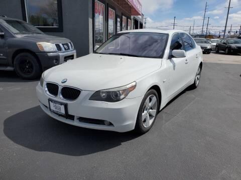 2006 BMW 5 Series for sale at Auto Image Auto Sales in Pocatello ID