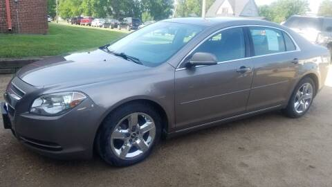 2010 Chevrolet Malibu for sale at GBS Sales in Great Bend ND