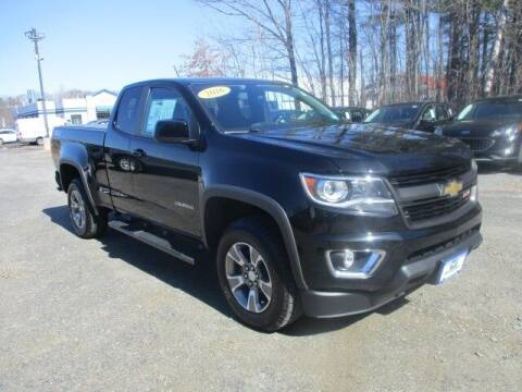 2016 Chevrolet Colorado for sale at MC FARLAND FORD in Exeter NH