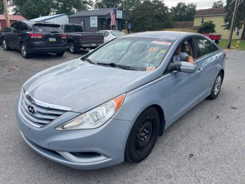 2011 Hyundai Sonata for sale at Trocci's Auto Sales in West Pittsburg PA
