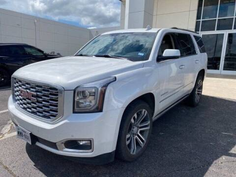 2019 GMC Yukon for sale at Jerry's Buick GMC in Weatherford TX