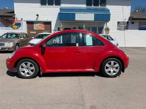 2007 Volkswagen Beetle for sale at Twin City Motors in Grand Forks ND