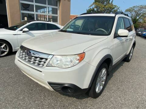 2011 Subaru Forester for sale at MAGIC AUTO SALES - Magic Auto Prestige in South Hackensack NJ