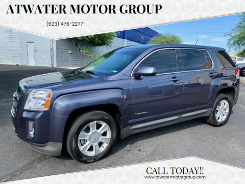 2013 GMC Terrain for sale at Atwater Motor Group in Phoenix AZ