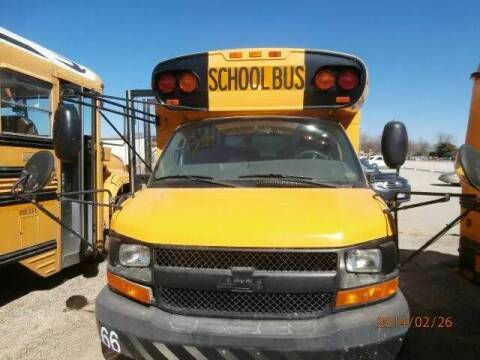 2004 Chevorlet Bluebird for sale at Global Bus Sales & Rentals in Alice TX