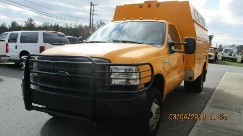 2005 Ford F-350 Super Duty for sale at Bethlehem Auto Sales LLC in Hickory NC