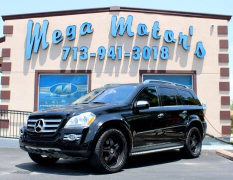 2009 Mercedes-Benz GL-Class for sale at MEGA MOTORS in South Houston TX