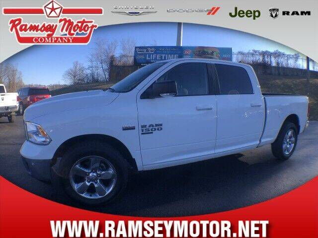 2019 RAM Ram Pickup 1500 Classic for sale at RAMSEY MOTOR CO in Harrison AR