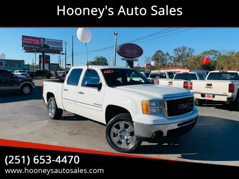 2011 GMC Sierra 1500 for sale at Hooney's Auto Sales in Theodore AL