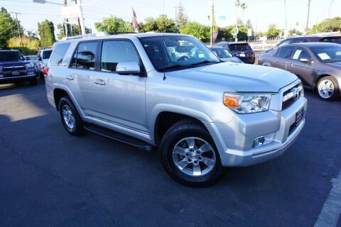 2010 Toyota 4Runner for sale at Industry Motors in Sacramento CA