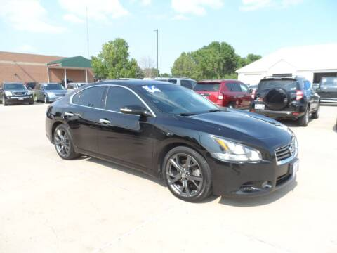 2014 Nissan Maxima for sale at America Auto Inc in South Sioux City NE
