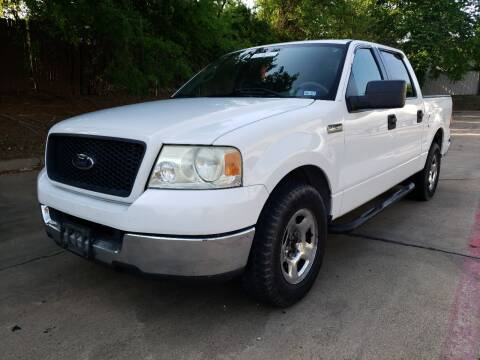 2005 Ford F-150 for sale at ZNM Motors in Irving TX